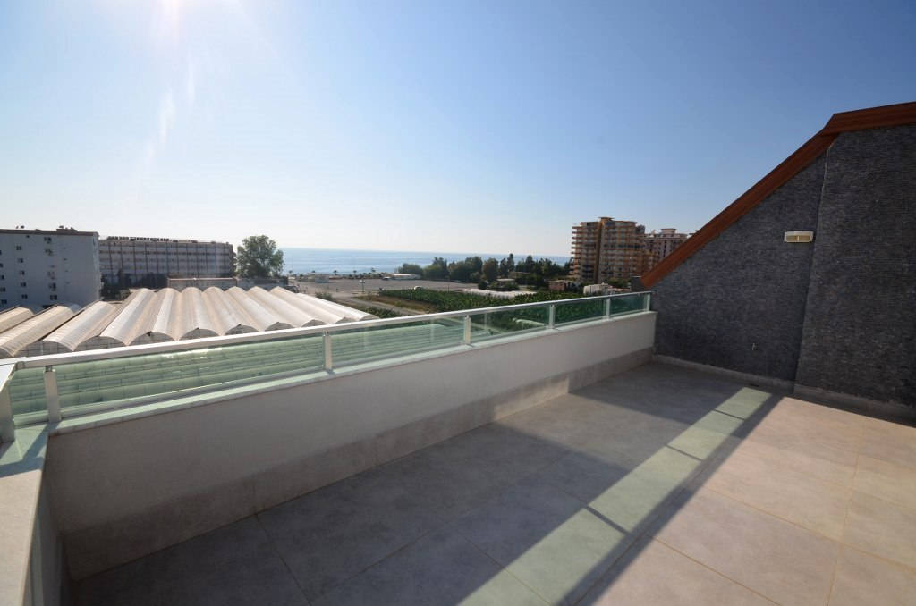 alanya new penthouse for sale 125000 euro