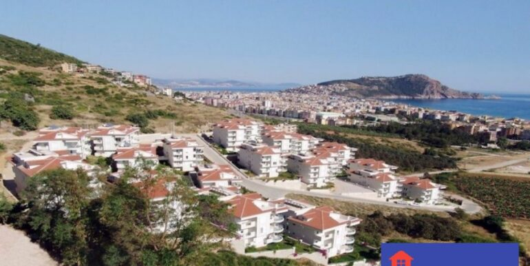 2 Bedroom flat for sale in Alanya Turkey 89.500 Euro 12