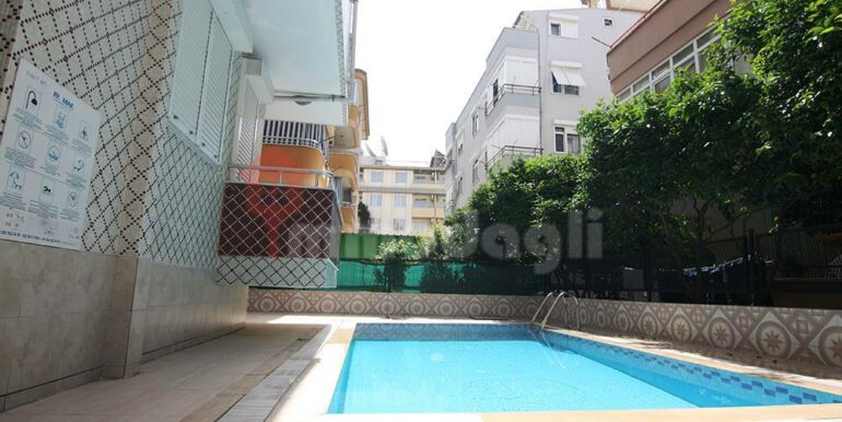 3 Rooms apartment for sale in Alanya Turkey 2