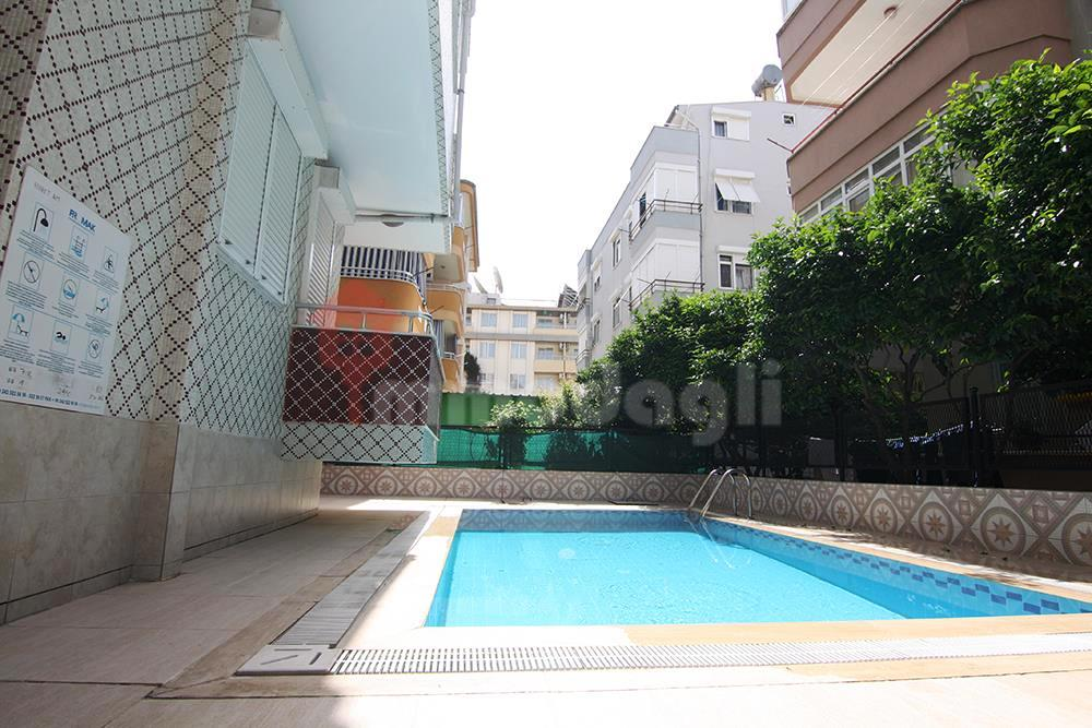 3 Rooms apartment for sale in Alanya Turkey