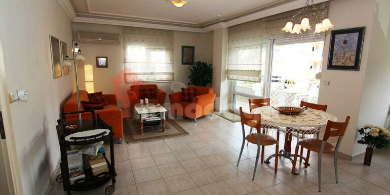 3 Rooms apartment for sale in Alanya Turkey 4