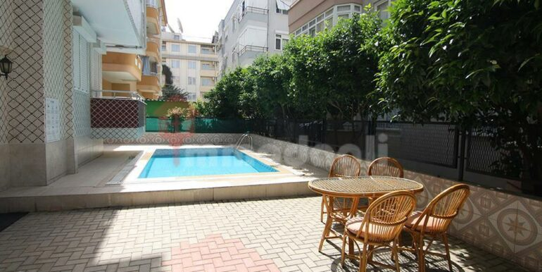 3 Rooms apartment for sale in Alanya Turkey 12
