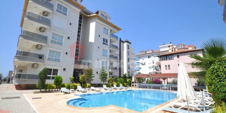 105000 Euro Apartment For Sale in Alanya 2