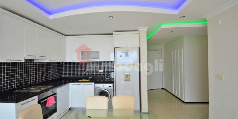 105000 Euro Apartment For Sale in Alanya 4