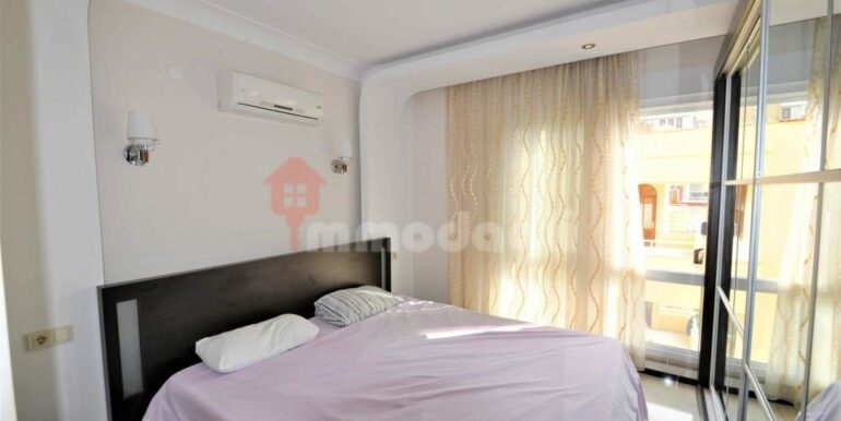 105000 Euro Apartment For Sale in Alanya 8