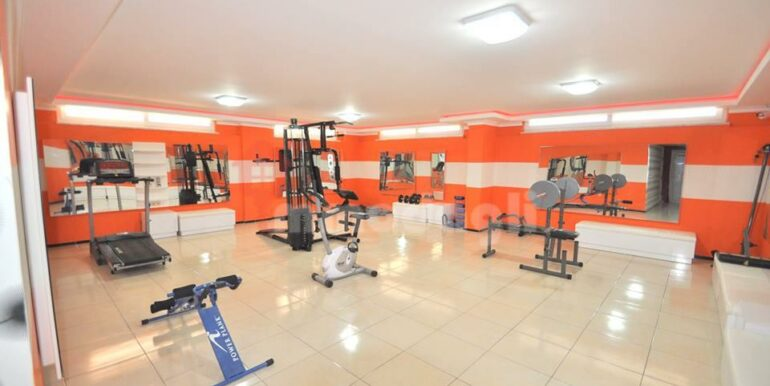 105000 Euro Apartment For Sale in Alanya 15