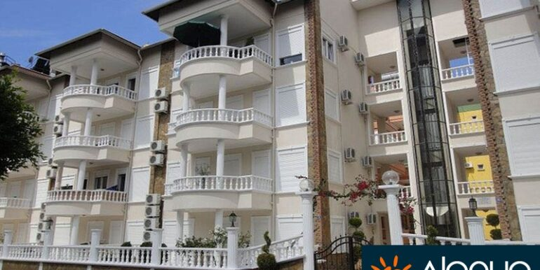 109000 Euro Apartment For Sale in Alanya 8