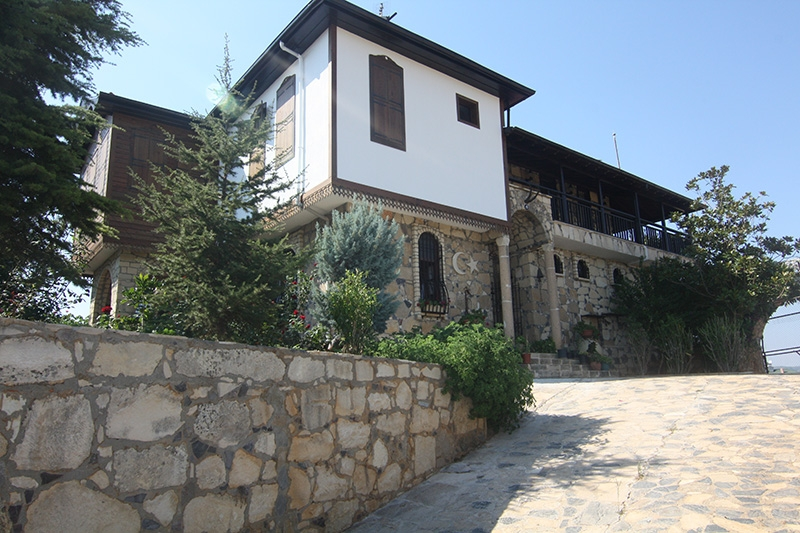 1100000 Euro Villa For Sale in Alanya