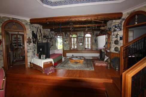 1100000 Euro Villa For Sale in Alanya 8