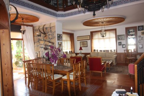 1100000 Euro Villa For Sale in Alanya 9