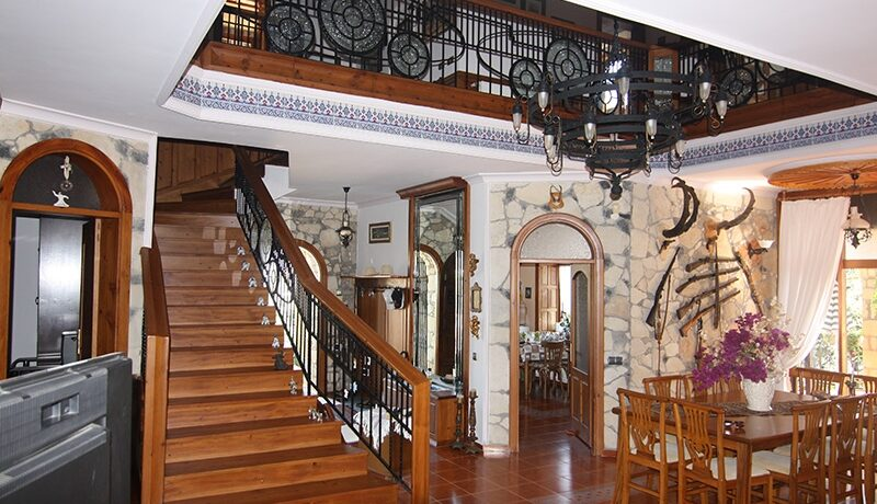 1100000 Euro Villa For Sale in Alanya 15
