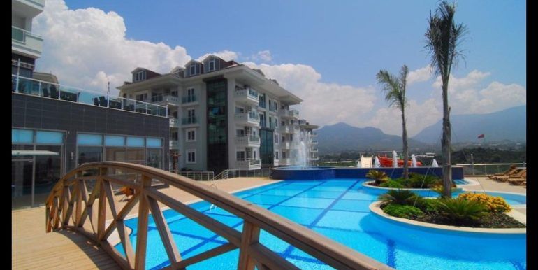 115000 Euro Apartment For Sale in Alanya 1