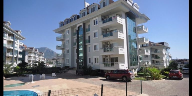 115000 Euro Apartment For Sale in Alanya 2