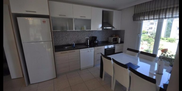 115000 Euro Apartment For Sale in Alanya 7