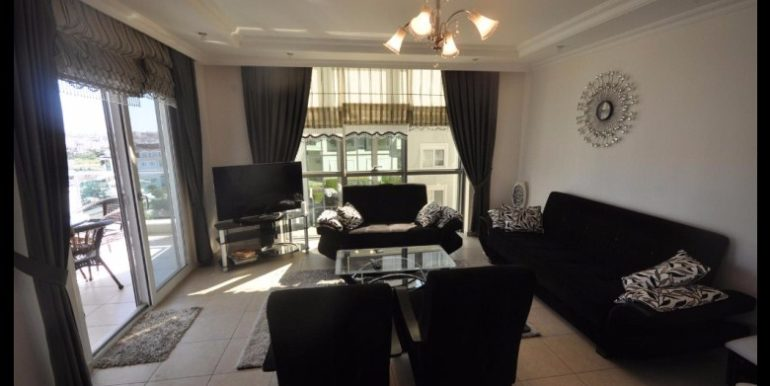 115000 Euro Apartment For Sale in Alanya 8