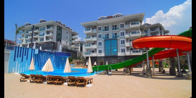 115000 Euro Apartment For Sale in Alanya 17