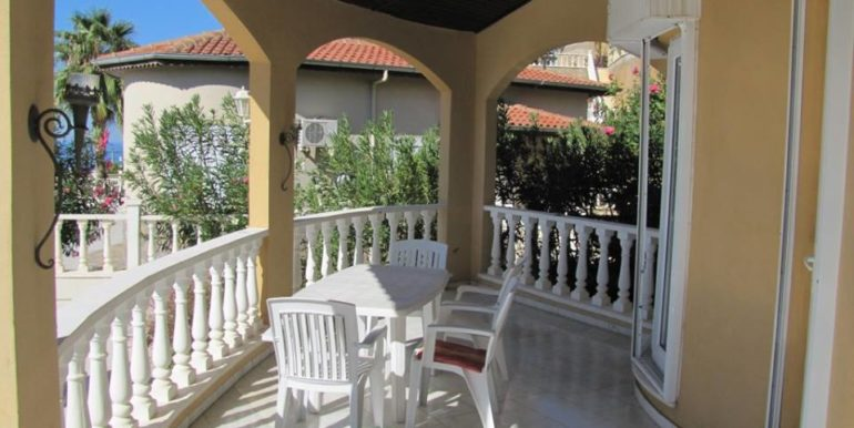 115000 Euro Sea View Villa for Sale in Alanya 4