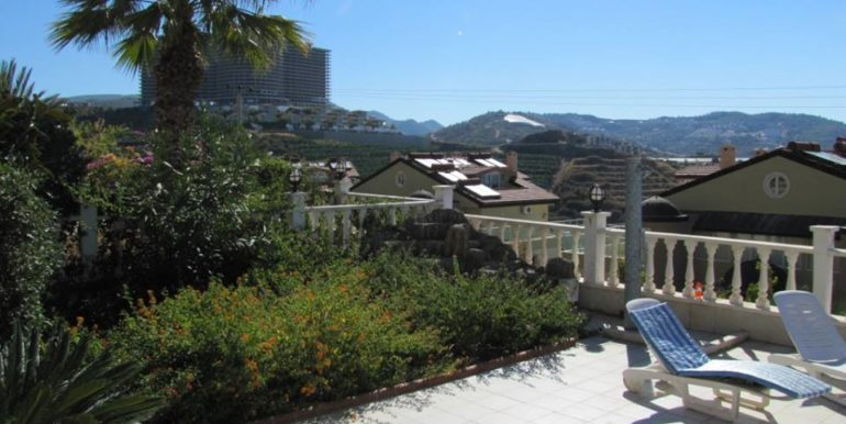 115000 Euro Sea View Villa for Sale in Alanya 5