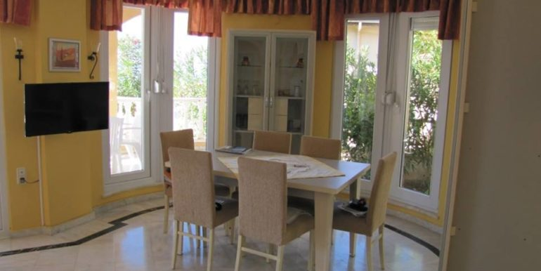 115000 Euro Sea View Villa for Sale in Alanya 8