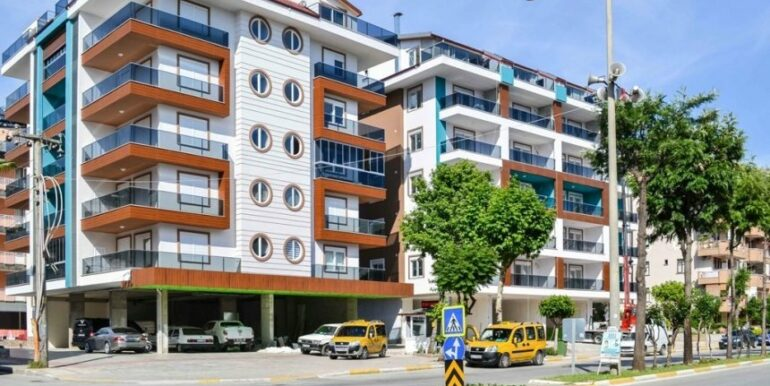 119000 Euro Penthouse For Sale in Alanya 1