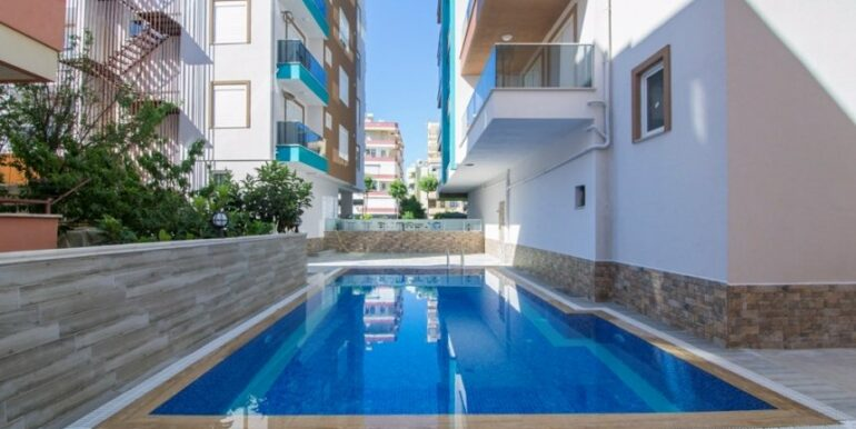 119000 Euro Penthouse For Sale in Alanya 2