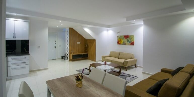 119000 Euro Penthouse For Sale in Alanya 4