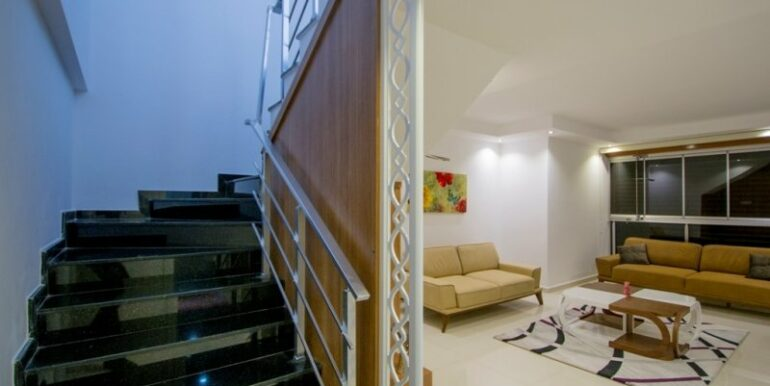 119000 Euro Penthouse For Sale in Alanya 6