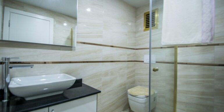 119000 Euro Penthouse For Sale in Alanya 9
