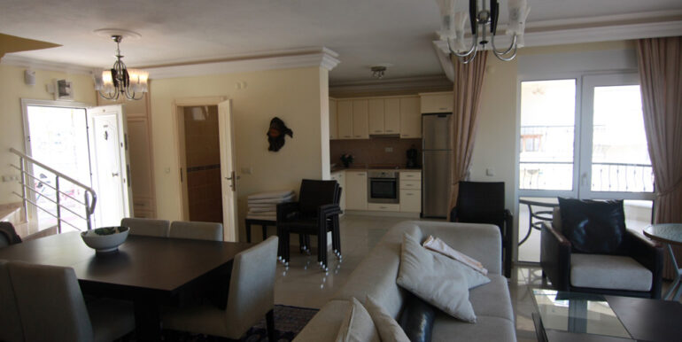 119000 Euro Villa For Sale in Alanya 4