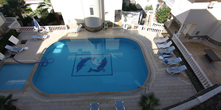 125000 Euro Villa For Sale in Alanya 15