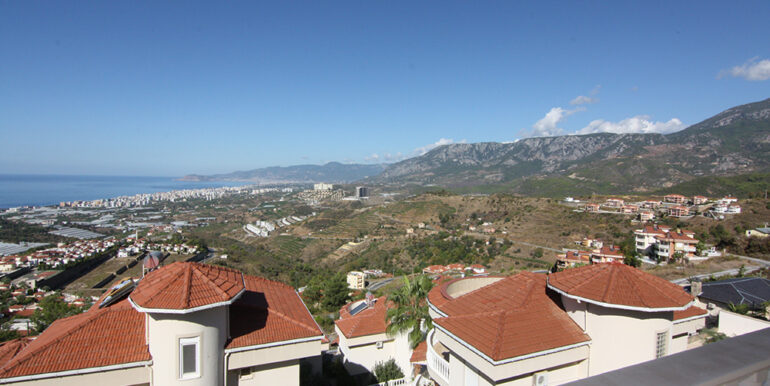 125000 Euro Villa For Sale in Alanya 16