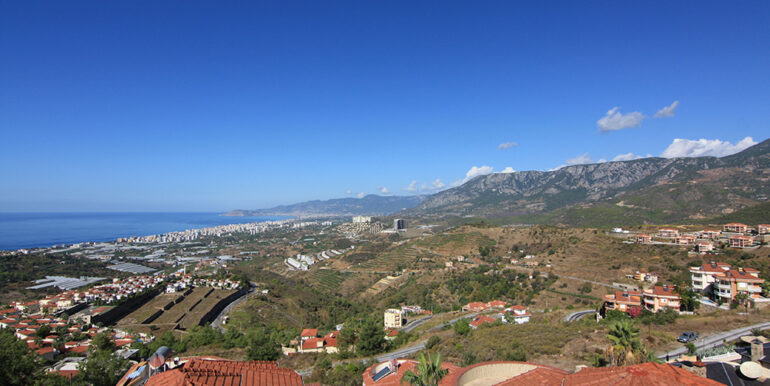 125000 Euro Villa For Sale in Alanya 21