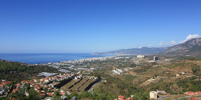 125000 Euro Villa For Sale in Alanya 24