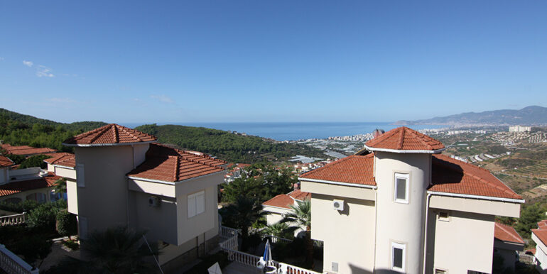 125000 Euro Villa For Sale in Alanya 25