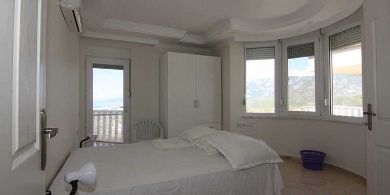 125000 Euro Villa For Sale in Alanya 29