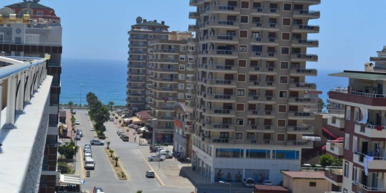 129000 Euro Penthouse For Sale in Alanya 1
