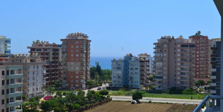 129000 Euro Penthouse For Sale in Alanya 2