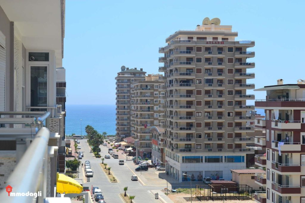 129000 Euro Penthouse For Sale in Alanya