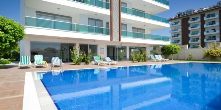 129000 Euro Penthouse For Sale in Alanya 13