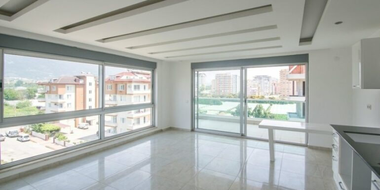 129000 Euro Penthouse For Sale in Alanya 20