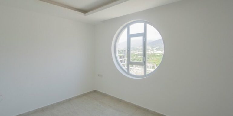 129000 Euro Penthouse For Sale in Alanya 25