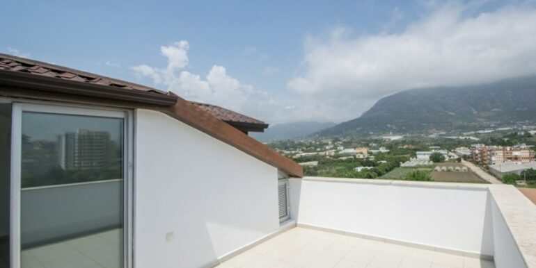 129000 Euro Penthouse For Sale in Alanya 27
