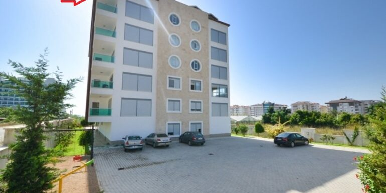 129000 Euro Penthouse For Sale in Alanya 31