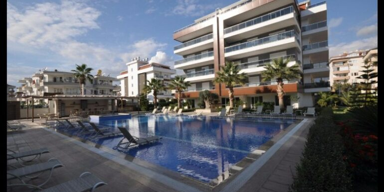 129000 Euro VIP Apartment For Sale in Alanya 2