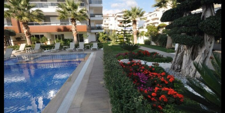 129000 Euro VIP Apartment For Sale in Alanya 3
