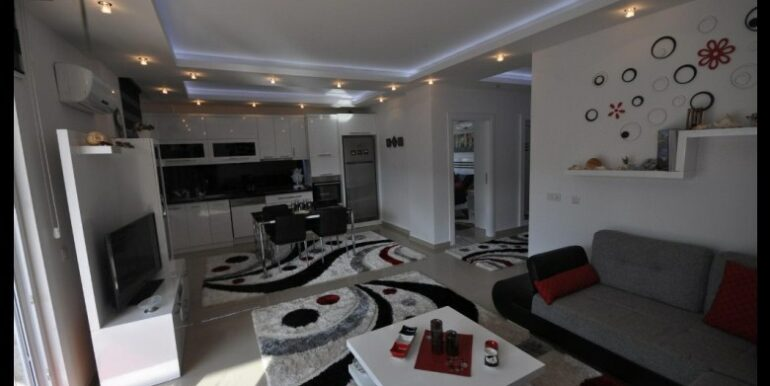 129000 Euro VIP Apartment For Sale in Alanya 5