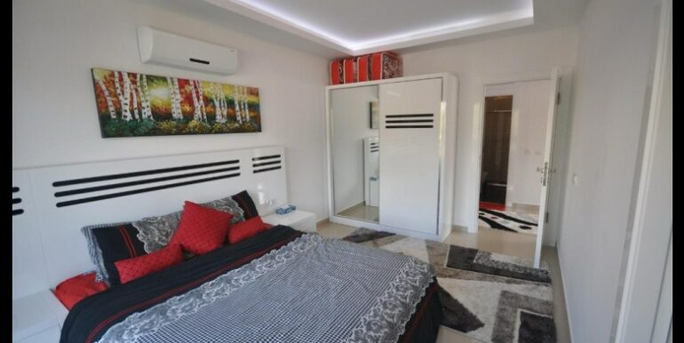129000 Euro VIP Apartment For Sale in Alanya 6