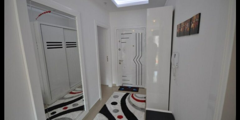 129000 Euro VIP Apartment For Sale in Alanya 8