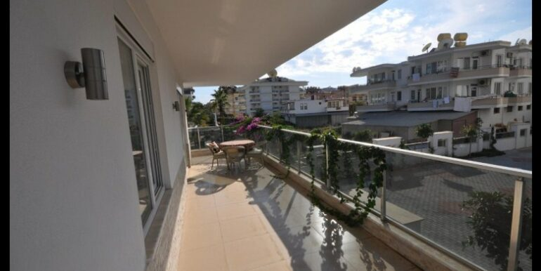 129000 Euro VIP Apartment For Sale in Alanya 11