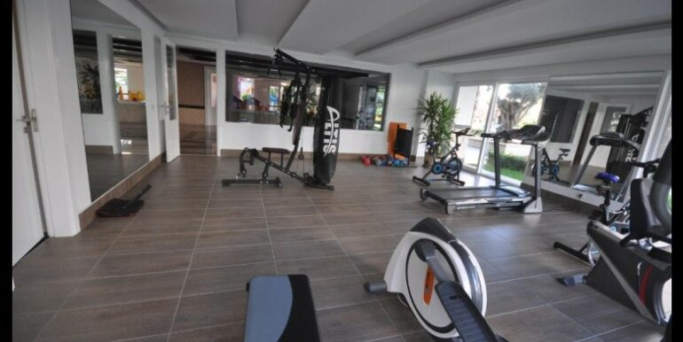 129000 Euro VIP Apartment For Sale in Alanya 14
